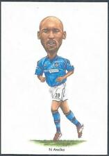MANCHESTER CITY FOOTBALL CARDS-2002- #01-FRANCE-NICOLAS ANELKA