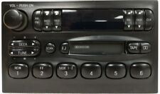 Cassette radio for Villager or Quest. OEM original stereo.Factory remanufactured