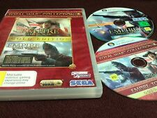 Empire Total War Collection Gold Edition PC game