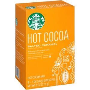 Starbucks Hot Cocoa Mix Salted Caramel