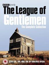 The League Of Gentlemen .The Complete Series . Season 1 2 3 . 6 DVD . NEU . OVP