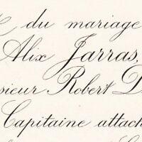Alix Louise Jarras Paris 1886 Desaint De Marthille
