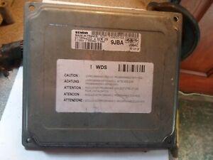 Focus Sim 29 ECU 5U7112A650DA 5U71-12A650-DA 9JBA S118944002 A