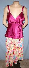 Nine & Company Fully Lined Bias-Cut Hem Skirt Size 12 Career or Casual Flatterin