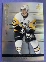 2019-20 Upper Deck SP Authentic Spectrum FX #S-19 Sidney Crosby Unscratched