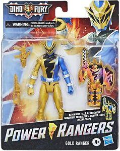 POWER RANGERS DINO FURY GOLD RANGER AIYON MOSA DINO KEY F2040 Ryusoul Canalo
