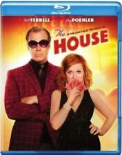 The House (Blu-ray Disc, 2017) Will Ferrell, Amy Poehler