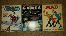 Star Trek Related Magazine Covers