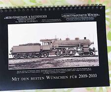 MICRO Feinmechanik - Tischkalender 2009-2010 - #A10383