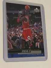 Michael Jordan Bulls 1999 Upper Deck 154 Chicago Bulls