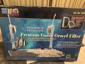 Lee's Premium Under Gravel Filter 70/90 No. 13166
