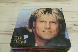 Blue System (Dieter Bohlen) - Obsession - Pop Dance 80s 90s - Album Vinyl LP