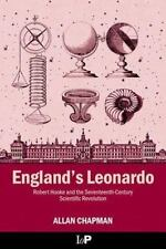 England's Leonardo: Robert Hooke and the Seventeenth-Century-ExLibrary