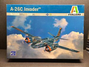 1/72 Italeri A-26C Invader Glass Nose Vesion
