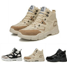 Chic Mens High Top Retro Sport Outdoor Leisure Athletic Lace Up Trainers Shoes
