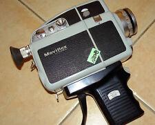 ZEISS IKON MOVIFLEX NORMAL 8mm Schmalfilmkamera, sehr selten, Rar (i00078)