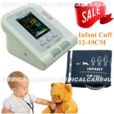 CE Automatic Digital Infant/Pediatric Arm Cuff Blood Pressure Monitor CONTEC08A