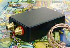 Trasformatore, step-up Transformer 1:10 per MC-Pick-up 0,3 - 0,8 MV high-end