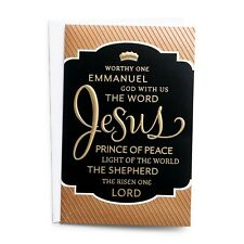 Christmas Boxed Cards - The Names of Jesus