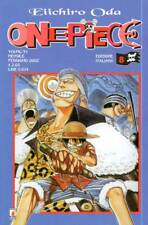 manga STAR COMICS ONE PIECE numero 8