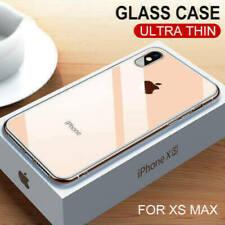 Funda Para iPhone 11 X XR XS Max 8 7 6 Plus Caso Plateado Templado2020 Carcasas