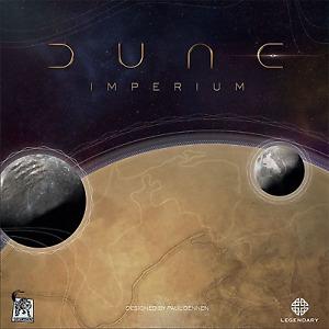 Dune Imperium Board Game New