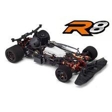 HB RACING HB110754 R8 AUTOMODELLO PISTA 1/8 ON ROAD 4WD KIT DI MONTAGGIO
