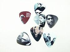 10pcs 1mm Musical Accessories Nirvana Rock Band Guitar Picks Mix Plectrums