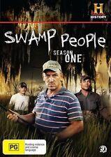 Swamp People : Season 1 (DVD, 2011, 3-Disc Set) Region 4