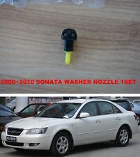 For 2006-2010 HYUNDAI SONATA BONNET 3WAY WASHER NOZZLE 2PCS 1SET GENUINE PART