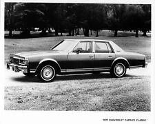 1977 Chevrolet Caprice Classic Automobile Photo Poster zm1432-I19ZIC