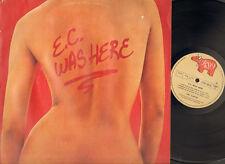 ERIC CLAPTON E.C. WAS HERE 1975 LP Italy RSO TOM DOWD