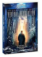 VIRTUAL REVOLUTION  SCI-FI PROJECT   DVD FANTASCIENZA
