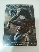 Spider-Man 3 Edicion Especial - 2 x DVD Steelbook Español English