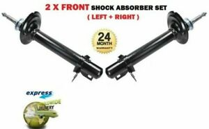 FOR FIAT DUCATO BUS VAN CHASSIS 2006->NEW 2 X FRONT SHOCK ABSORBER SHOCKER SET
