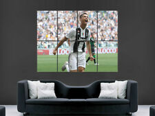 RONALDO POSTER JUVENTUS FOOTBALL CLUB ITALY SOCCER IMAGE PRINT GIANT