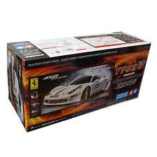 Tamiya 1/10 TT02D Ferrari 458 Challenge Drift Spec 4WD RC On Road w/ESC #93042