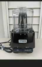 Waring Vcm1000Pe Commercial Food Processor 220 230V Vertical Mixer Chopper New!