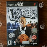 NBA BALLERS PHENOM ( Playstation 2 PS2 ) Tested DISK ONLY