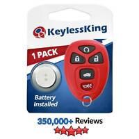 Ungo Remote MP62VUUNGO701-702 Keyless Entry KEY FOB 4 BUTTON WITH RED LED