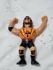 WWF Hasbro Adam Bomb Wrestling Figurine WWE Wrestler