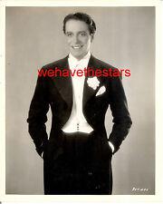 Vintage Jack Buchanan HANDSOME IN TUX '30 Publicity Portrait by OTTO DYAR