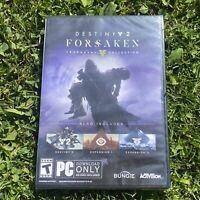 Destiny 2: Forsaken - Legendary Collection - PC - Factory Sealed! Fast Shipping