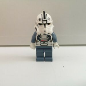 Lego - Star Wars - Clone Pilot - Genuine Minifigure (sw0118)