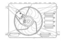 NRF Ventilador, refrigeración del motor FORD MONDEO GALAXY S-MAX KUGA 47626