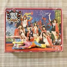 SNSD Girls Generation Korea press 4th Album I got a boy CD F/S
