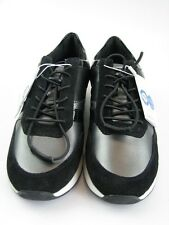 Geox Damen Sneaker in schwarz Leder Gr. 37