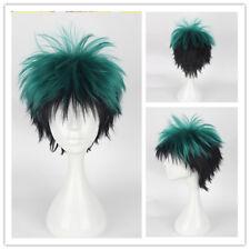 Fashion My Boku Hero Academia Midoriya Izuku anime Costume Cosplay Wig for Coser