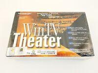 Hauppauge WinTV Theater-PCI (Model 495) vintage sealed Win 98 Me Xp