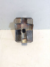 Vintage Primative Folk Art Metal Tin Cross Cookie Cutter